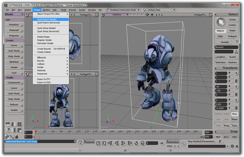 3d программа для анимации Softimage