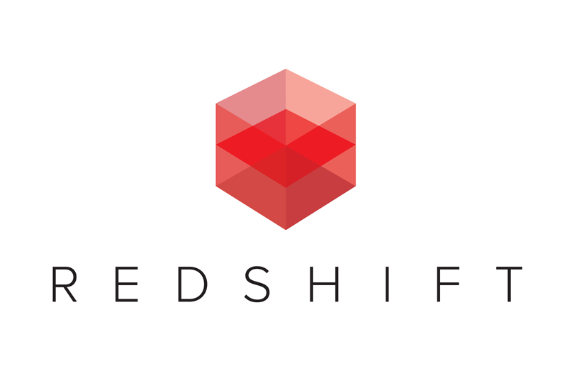 Logo Render Redshift 3D